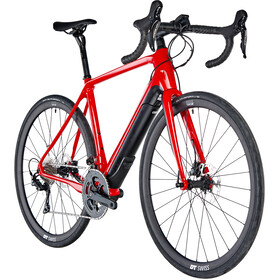 FOCUS Paralane² 9.6 E-Road Bike red